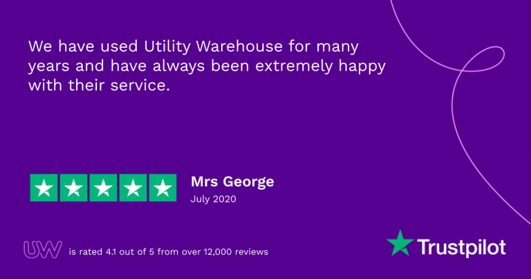 UW Trustpilot review UK