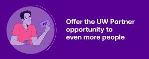 UW Business Opportunity for £10