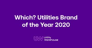 UW Which? Utilities Brand of the Year 2020